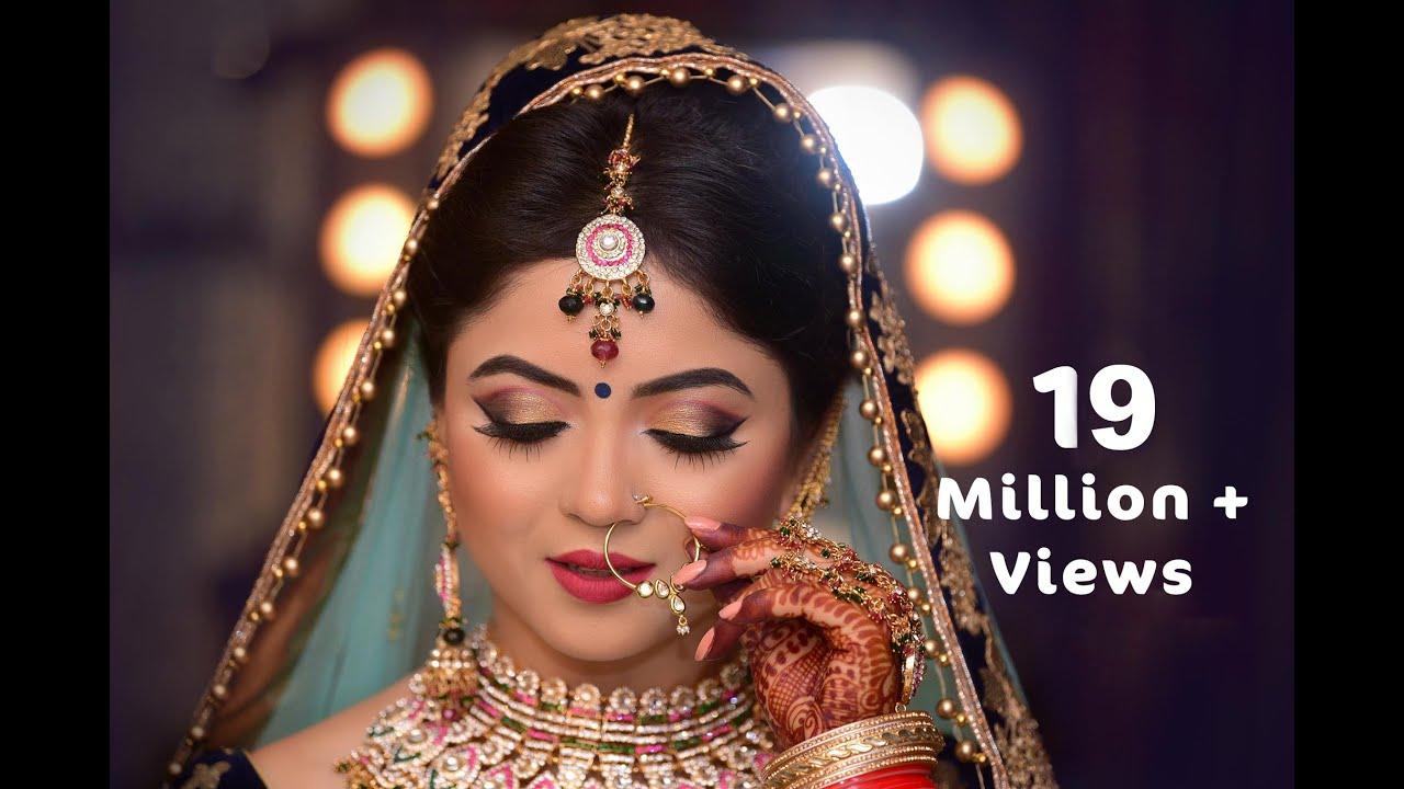 bridal makeup by jitu barman youtube
