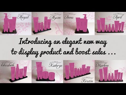 Use Cosmetics Trays To Display Product & Boost Sales