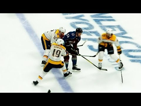 Predators and Avalanche get chippy in Game 4