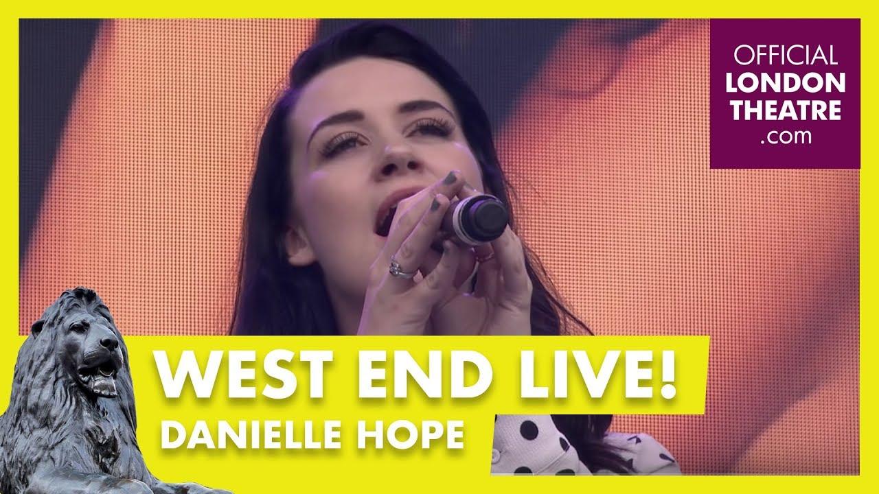 West End LIVE 2018: Danielle Hope