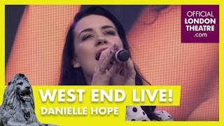 West End LIVE 2018: Danielle Hope
