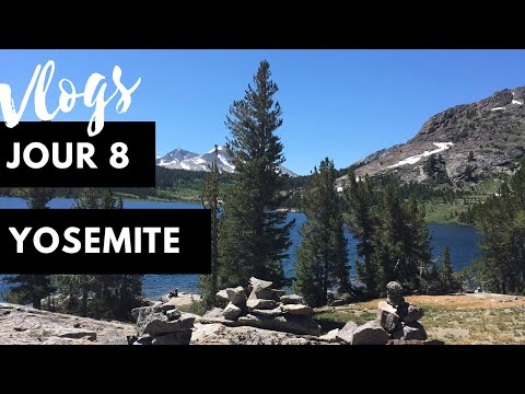 [8] YOSEMITE   On va rester ici... • Chasing the place
