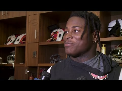 49ers' Reuben Foster On Injuries: 'I Had Bad Luck'