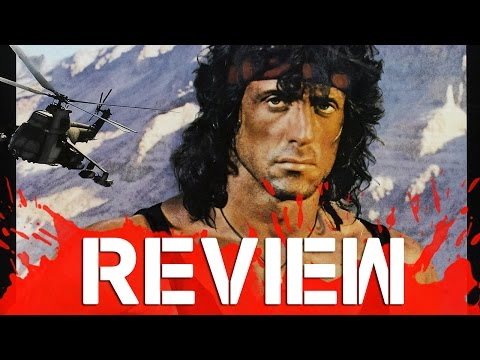 Rambo III Review / Rant (Underrated)