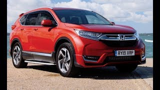 Motors.co.uk - Honda CR-V Review