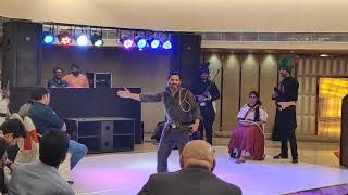 Gabbar sholay very funny act office party