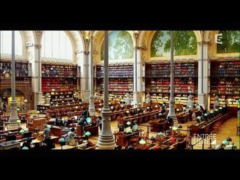 La BNF se met à la page