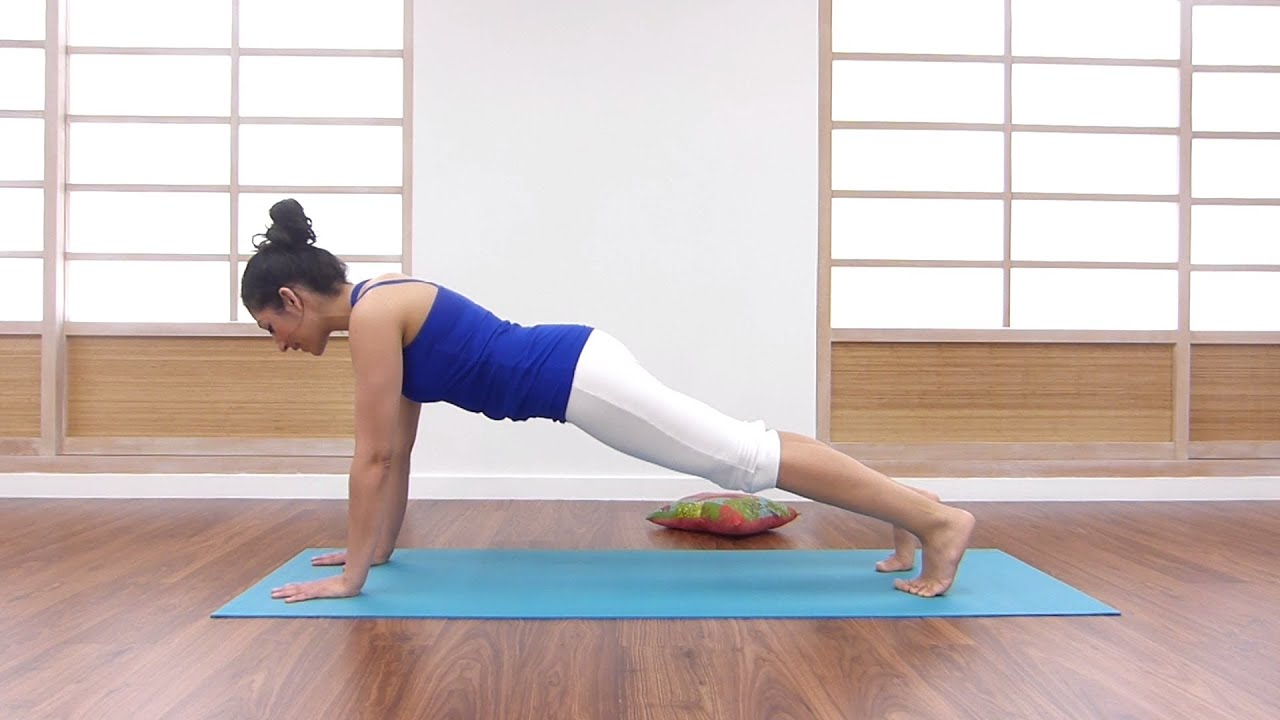 Yoga La Posture De La Planche Youtube