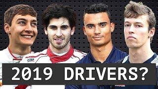 Latest 2019 F1 Driver Rumours - Wehrlein & Kyvat to Toro Rosso? - Massive News Update