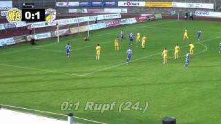 22. Spieltag  VFC Plauen - FC Carl Zeiss Jena  1:3
