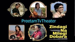 Toh Zinda Ho Tum (Exclusive Full Song) Zindagi Na Milegi Dobara