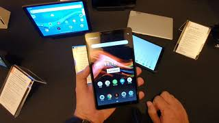 Lenovo Tab M8 hands-on @ IFA 2019