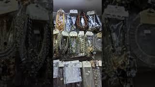 Видео Рынок Дордой - Бижутерия. Джунхай.