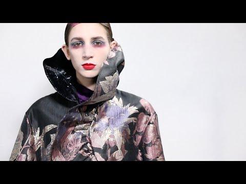 Dries Van Noten 112 Women's Autumn Winter 2020-21 Fashion Show
