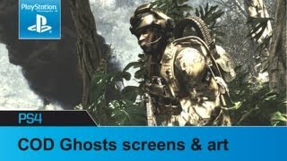 Call Of Duty Ghosts screens & art - new pics from the PS4 shooter