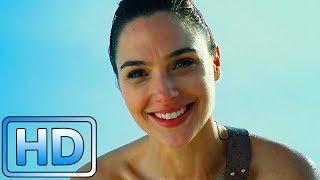 Диана спасает Стива Тревора / Чудо-женщина (2017)