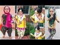 latest baby girl punjabi style patiala suit