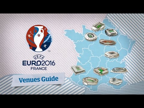 Euro 2016 venues guide: all you need to know