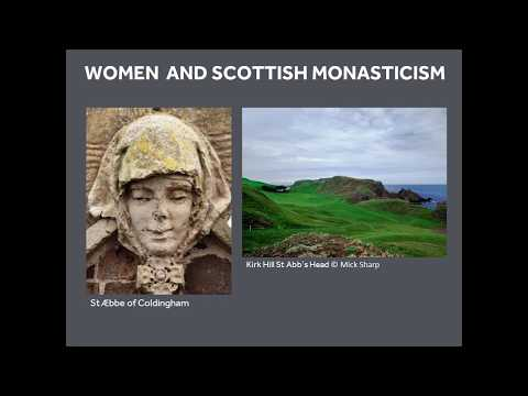 "2017 Rhind Lecture 2 ""Monastic Archaeology and National Identity: the Scottish Monastic Inheritance"""