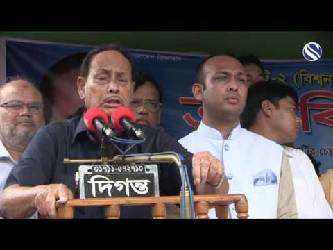 """""""Everyone is busy with themselves, busy with power."""" -  Hussain Mohammad Ershad"""