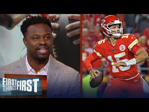 Bart Scott explains why the Chiefs could lose to the Texans on Sunday | NFL | FIRST THINGS FIRST