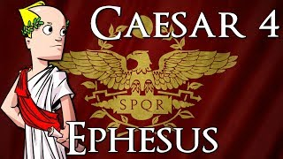 Caesar 4 | Economic Empire | Part 5 | Ephesus