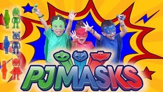 PJ MASK LIGHT UP FIGURES AMULET BRACELET CATBOY OWLETTE GEKKO IRL SUPERHEROES PJ MASK COSTUME FUN