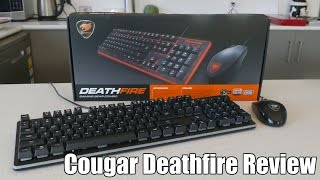 Cougar Deathfire Gaming Peripheral Combo Review