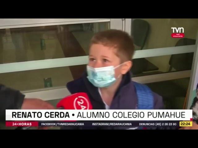 Nota TVN Pumahue Temuco - Retorno Seguro