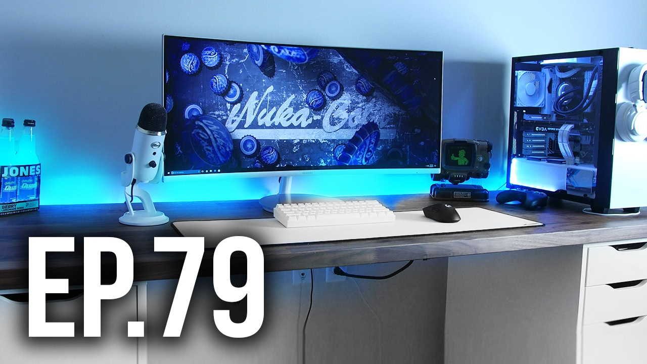 Room Tour Project 79 Best Gaming Setups Youtube