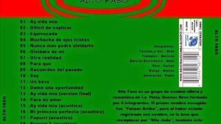 Alto Faso - Olvidate De Mi YouTube Videos