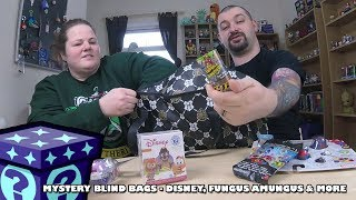 Disney Mystery Minis, Fungus Amungus & More - Mystery Blind Bags #44 | Adults Like Toys Too