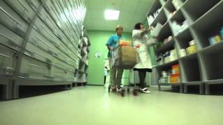 видео: Санкт-Петербург - Аптека Военно-Медицинской Академии