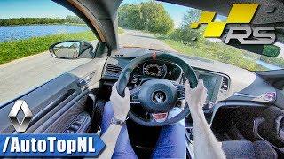 Renault Megane RS 2018 EDC   POV Test Drive by AutoTopNL