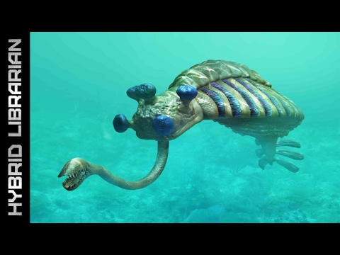 World's 10 Weirdest Prehistoric Animals
