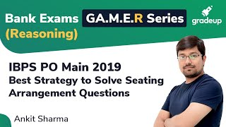 YT GA.M.E.R Series: Strategies to Solve Seating Arrangement Questions