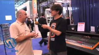 toft audio atb console mixing engineer malcolm toft talks about changes in mixing and monitoring