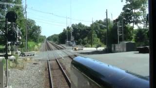 Cab Ride on NS 947 OLS Special - 8/17/11