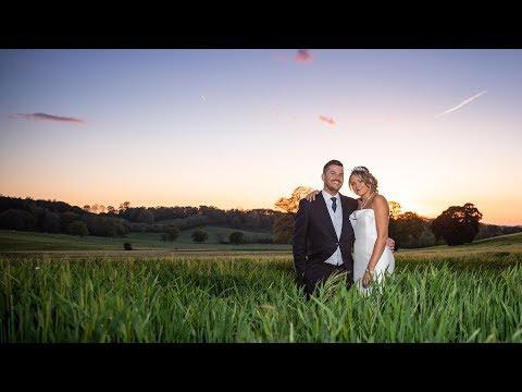 Carly & Darren Wedding Teaser - St Audries Park Somerset
