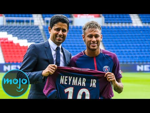 Top 10 Insanely Rich Soccer Clubs