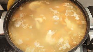 Суп из утки просто