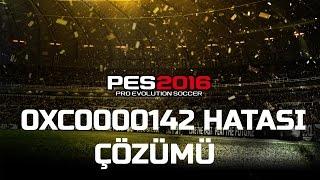 PES 2016 0xc0000142 Hatası Çözümü