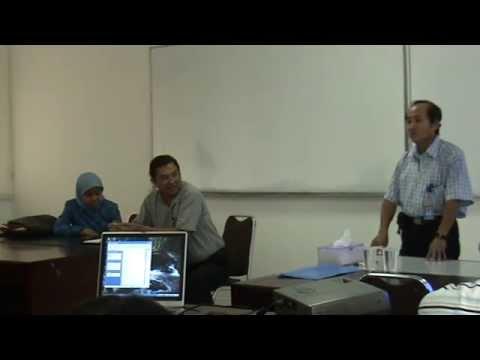 Ms.Tri Mumpuni Presentation#1 - Mr. Muhammad Tasrif Introduction