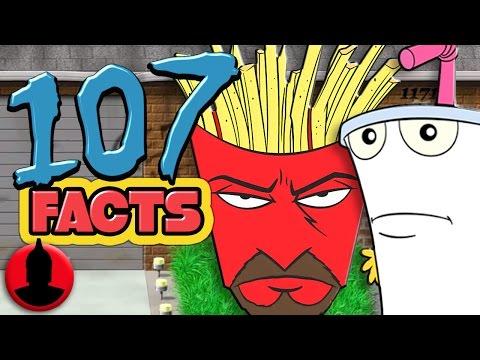 107 Facts About Aqua Teen Hunger Force! - ToonedUp @CartoonHangover