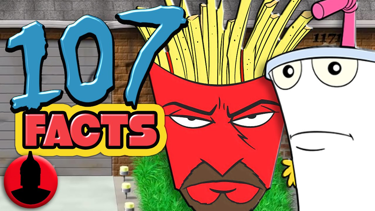Aqua Teen Hunger Force season 5 -