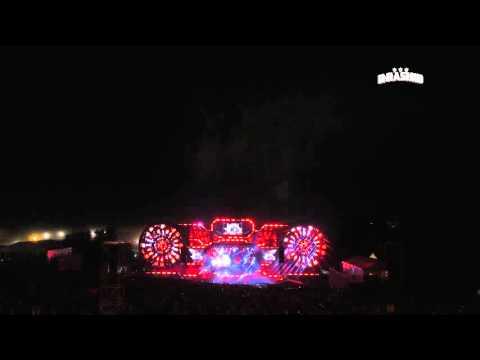 D-Rashid Closing LatinVillage Festival 2015  Mainstage