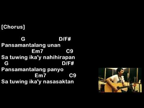Pansamantala - Callalily [Lyrics And Chords] Guitar Tutorial