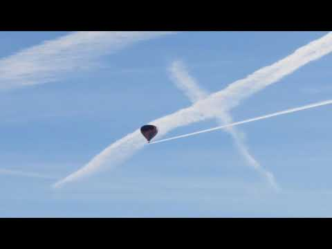 Cloud Seeding, Chemtrails, Contrails, Geoengineering, Hot Air Balloons, Conspiracies