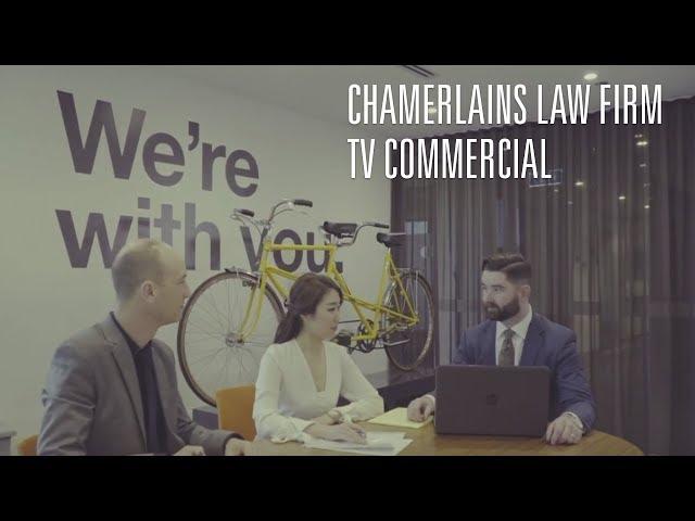 Chamberlains Law TVC
