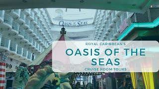 OMG!! Royal Caribbean's Oasis Of the Seas #RoomTour